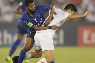 سلمان الفرج أفضل لاعب في مباراة الهلال والسد - المواطن
