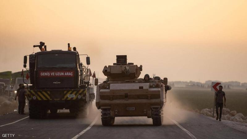 الدفاع التركية: الجيش سيطر على مواقع شمال شرقي سوريا
