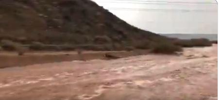 مدني مكة يحذر من التقلبات الجوية: تقيدوا بالتعليمات