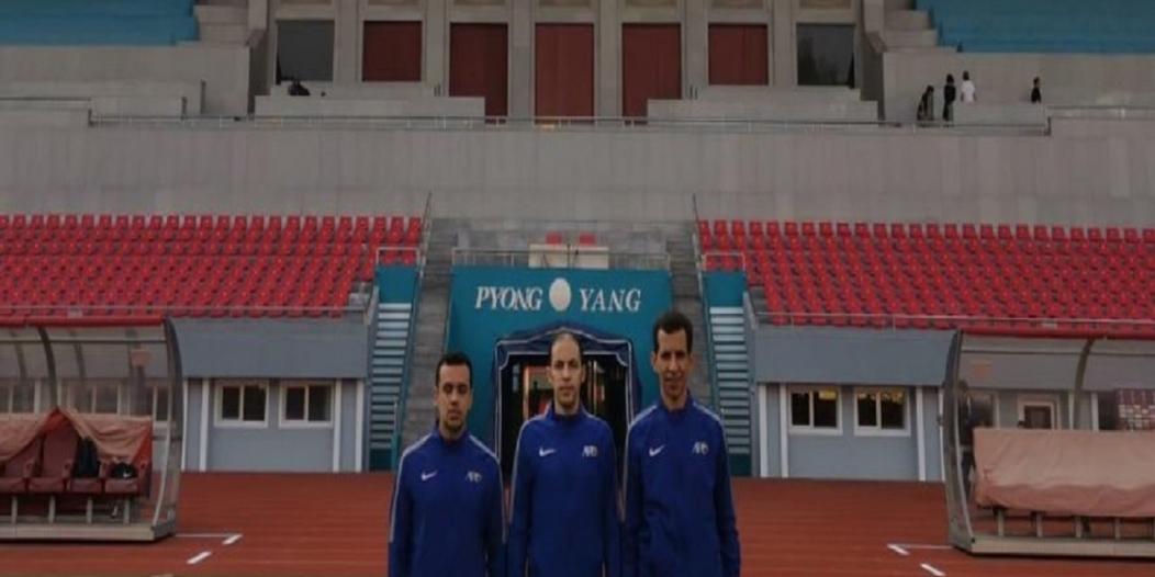 طاقم تحكيم سعودي يُدير نهائي كأس الاتحاد الآسيوي