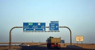 انقلاب شاحنة ومركبة في مكة المكرمة وجدة