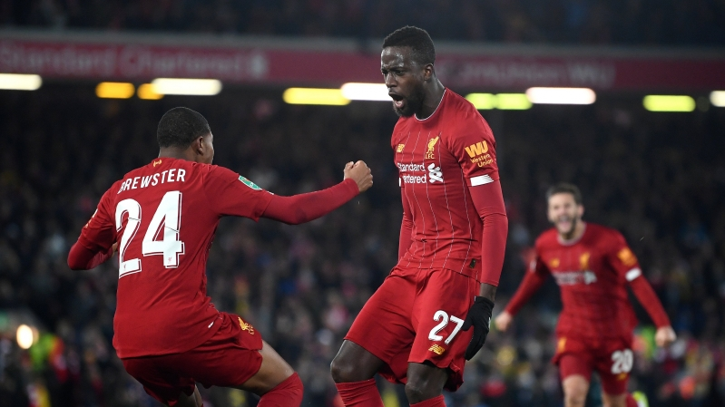 في مباراة الـ10 أهداف.. ليفربول يتجاوز آرسنال بركلات الترجيح - المواطن
