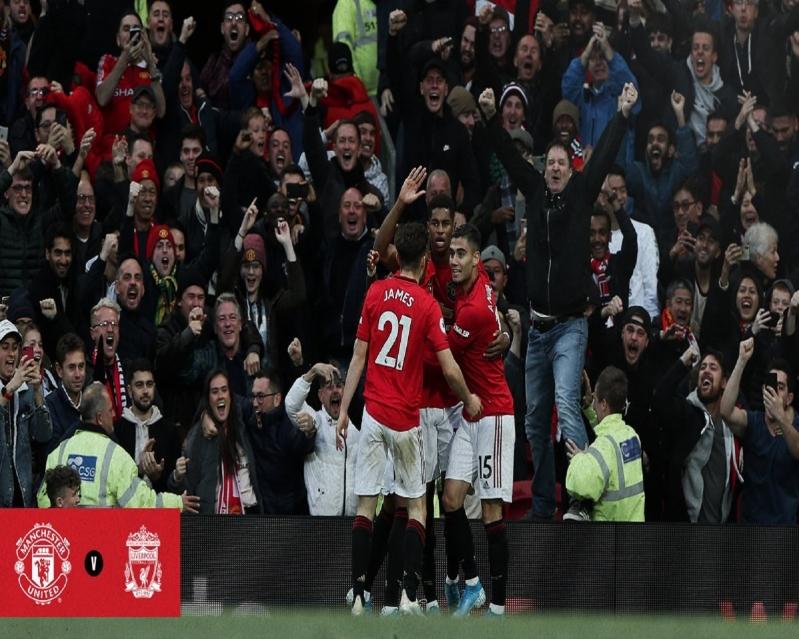 التعادل الإيجابي يحسم قمة مان يونايتد ضد ليفربول   صحيفة ...