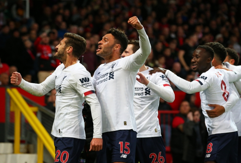التعادل الإيجابي يحسم قمة مان يونايتد ضد ليفربول - المواطن