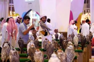 مبيعات الصقور تتجاوز 4 ملايين ريال والإقبال على المعرض يتواصل - المواطن