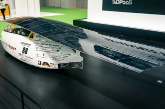 صور.. 10 سيارات من المستقبل تتنافس في معرض طوكيو موتور.. إحداها من الخشب - المواطن