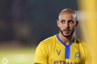لاعب النصر نور الدين امرابط