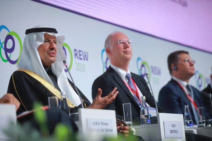 فيديو.. عبدالعزيز بن سلمان: هل يمكن لأي دولة في العالم أن تقوم بما قمنا به؟