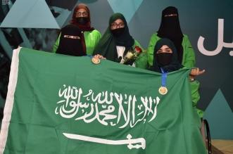 أخضر قوى الإعاقة للسيدات يصل الرياض بميداليتين برونزيتين - المواطن