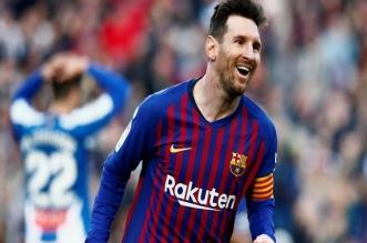 ميسي احتياطيًّا في مباراة برشلونة ضد إنتر ميلان - المواطن