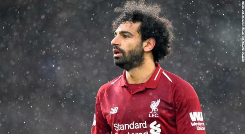 سبب استبعاد محمد صلاح من مباراة مانشستر يونايتد وليفربول
