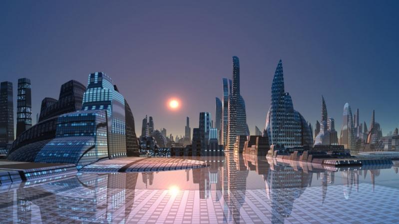 إذاعة أمريكية: نيوم مدينة المستقبل القادمة من المملكة