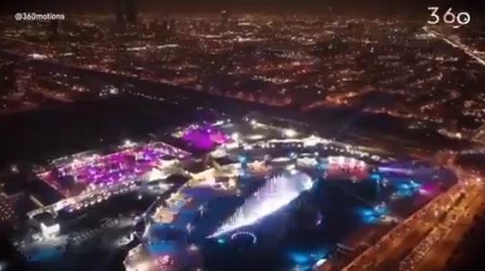 فيديو.. بوليفارد الرياض يمتلئ في أول ساعاته وترقب لفعاليات تفوق الخيال