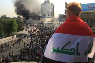 فيديو.. عشرات القتلى والمصابين وتحذيرات من انفلات أمني بالعراق - المواطن