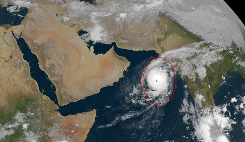 مفاجأة بشأن إعصار كيار وهذه تحركاته المتوقعة