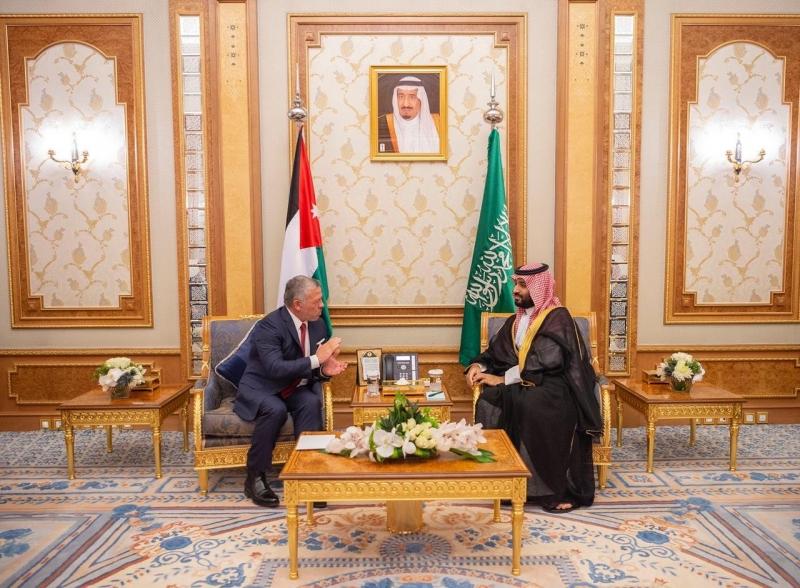 6 لقاءات للأمير محمد بن سلمان على هامش مبادرة مستقبل