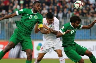 4 نجوم في قائمة الأخضر حضروا مباراة فلسطين الأخيرة - المواطن