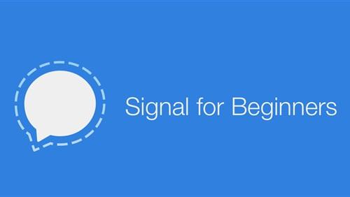 ثغرة أمنية خطيرة في تطبيق التراسل الفوري Signal