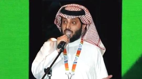 فيديو.. كلمة تركي آل الشيخ في افتتاح مسيرة موسم الرياض