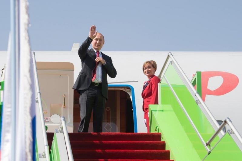 الرئيس الروسي يغادر الرياض بعد زيارة تاريخية شهدت توقيع 20 اتفاقية
