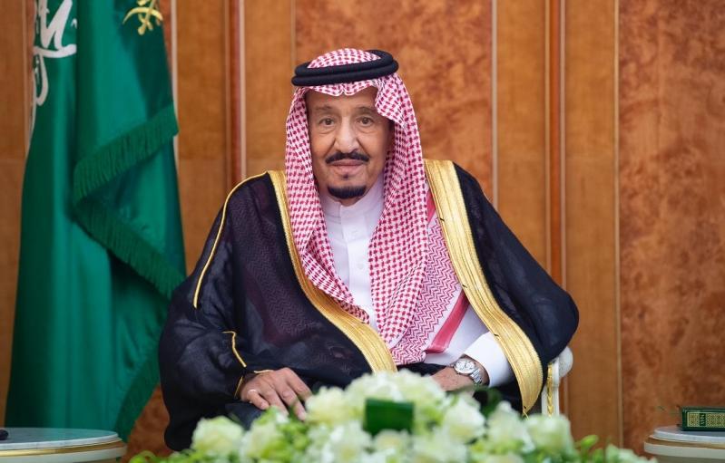 الملك سلمان يتلقى اتصالًا هاتفيًّا من الرئيس الموريتاني