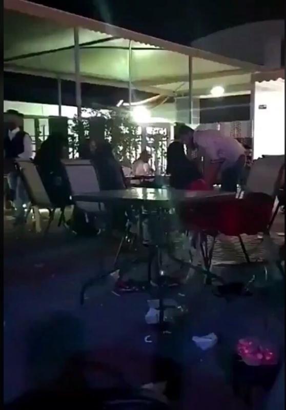 الأمن يضبط سوريين تحرشا بالفتيات بعد مقطع طلب السناب وتحدي الشيشة