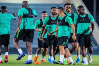 ياسر الشهراني يعود لتدريبات الأخضر - المواطن