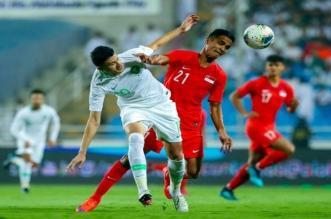 الشوط الأول .. المنتخب السعودي يتقدم بهدف ويُهدر ركلة جزاء - المواطن