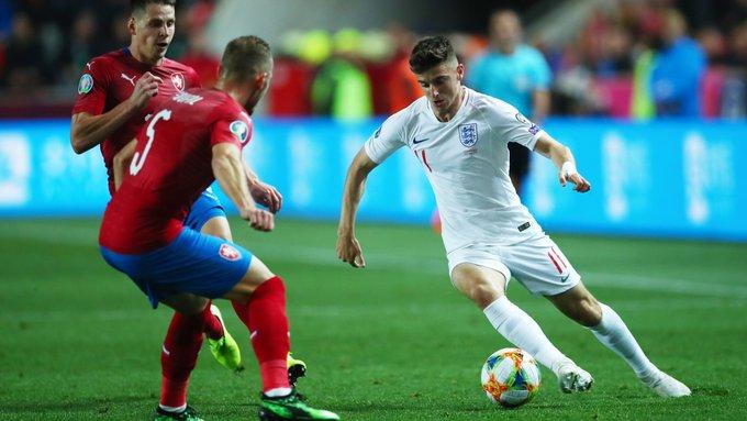 إنجلترا تسقط في فخ التشيك بـ تصفيات يورو 2020