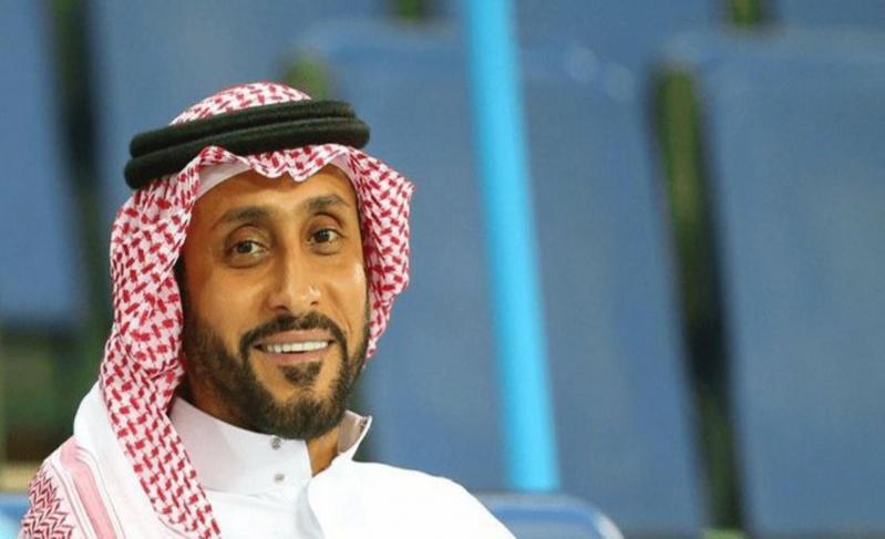 اللاعب السابق سامي الجابر