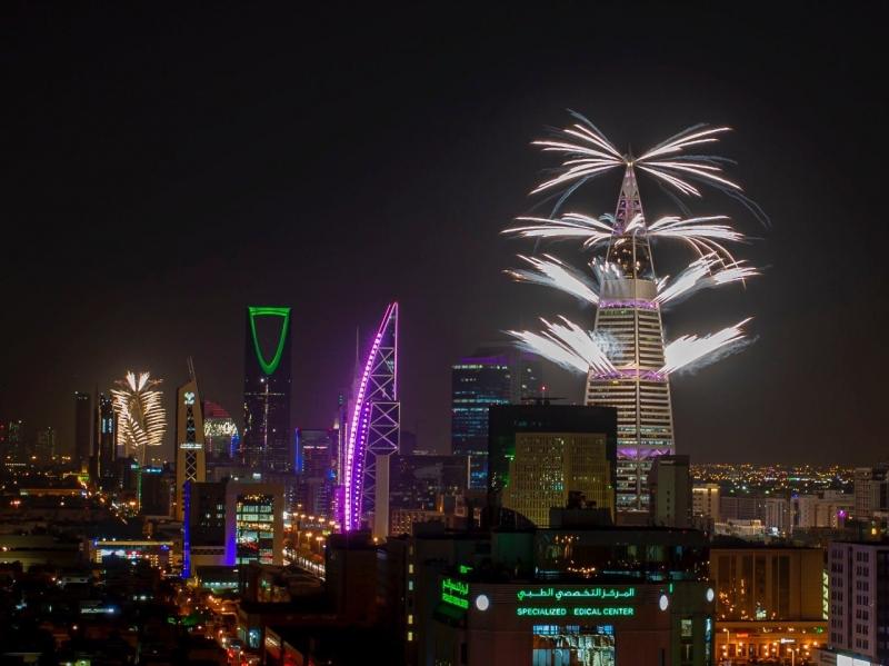 مشاهد تفوق الخيال.. لقطات من افتتاح بوليفارد الرياض - المواطن