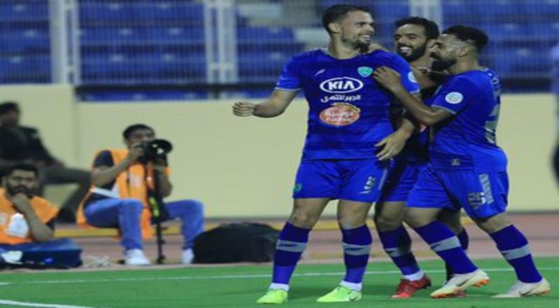الفتح يستفيق ويحقق فوزه الأول بخماسية في دوري محمد بن سلمان