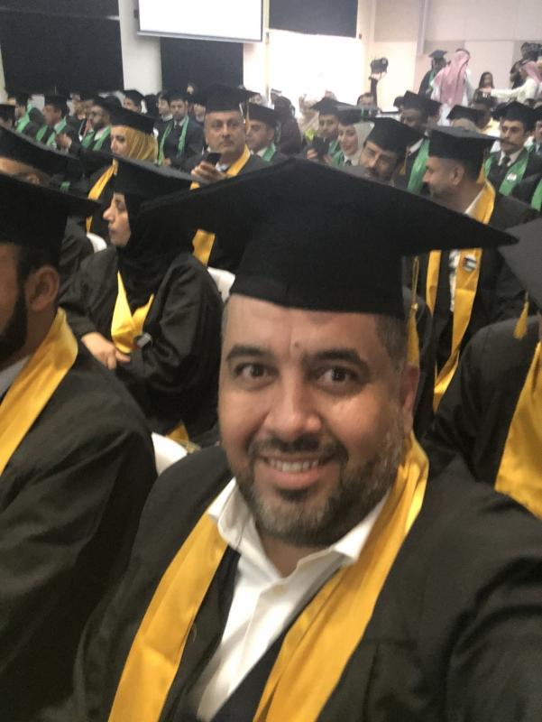 صور.. محمد العرب: اليوم حققت واحداً من أهم أحلامي