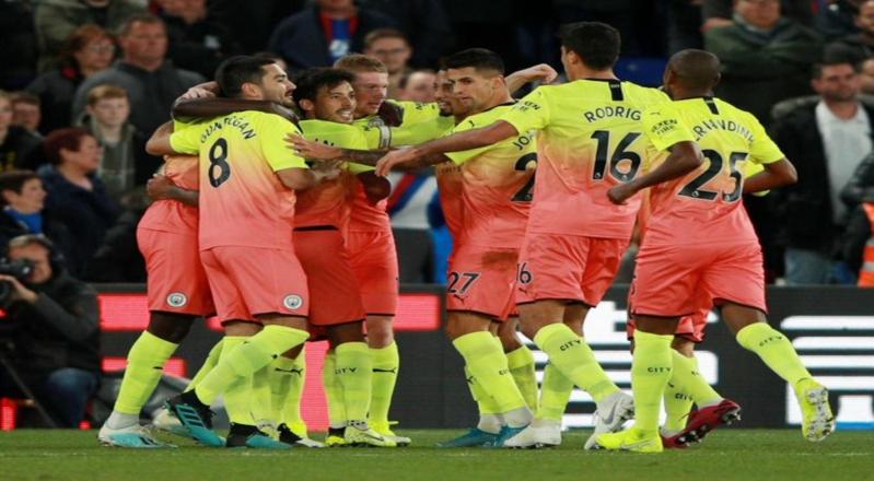 مانشستر سيتي يُهدد صدارة ليفربول
