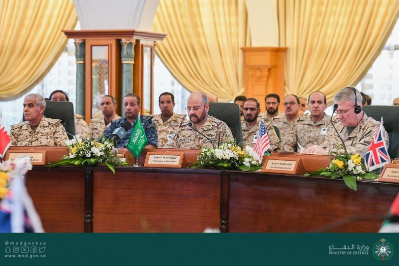 رؤساء أركان 12 دولة يبحثون في الرياض الرد على عدوان إيران