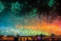 بالصور.. مشاهد من افتتاح ملز الرياض ترفيه بلا حدود - المواطن