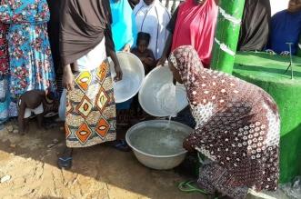 فيديو وصور.. منسوبو مدرسة في تبوك يحفرون بئر مياه صدقة عن زميلهم المتوفى - المواطن