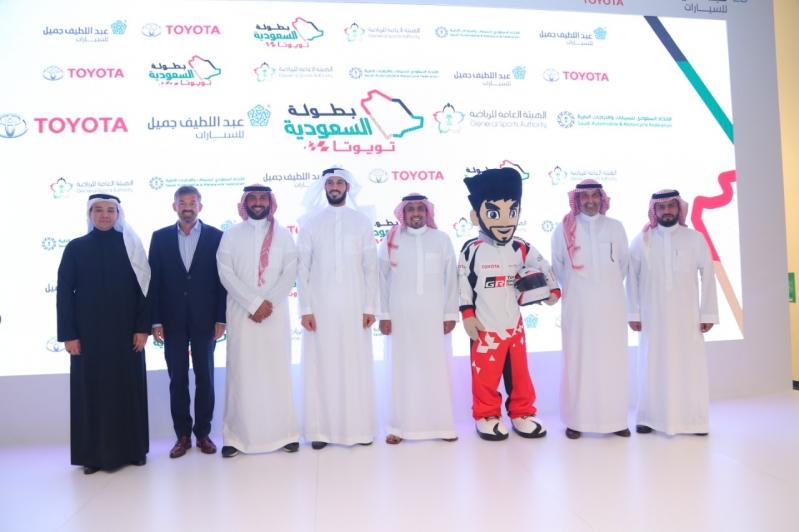 شراكة تاريخية تضع رياضة السيارات السعودية على الخارطة العالمية