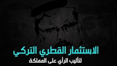 فيديو.. الاستثمار القطري التركي لتأليب الرأي على المملكة