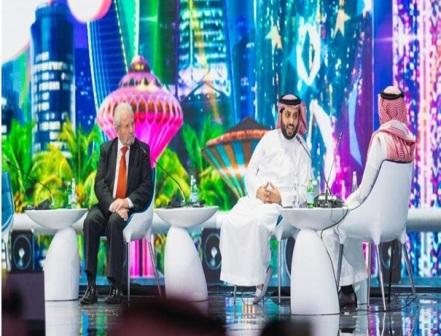تركي آل الشيخ: موسم الرياض وفر 46 ألف وظيفة