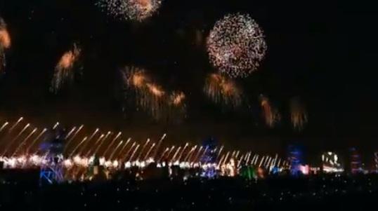 فيديو.. انطلاق فعاليات افتتاح البوليفارد بموسم الرياض