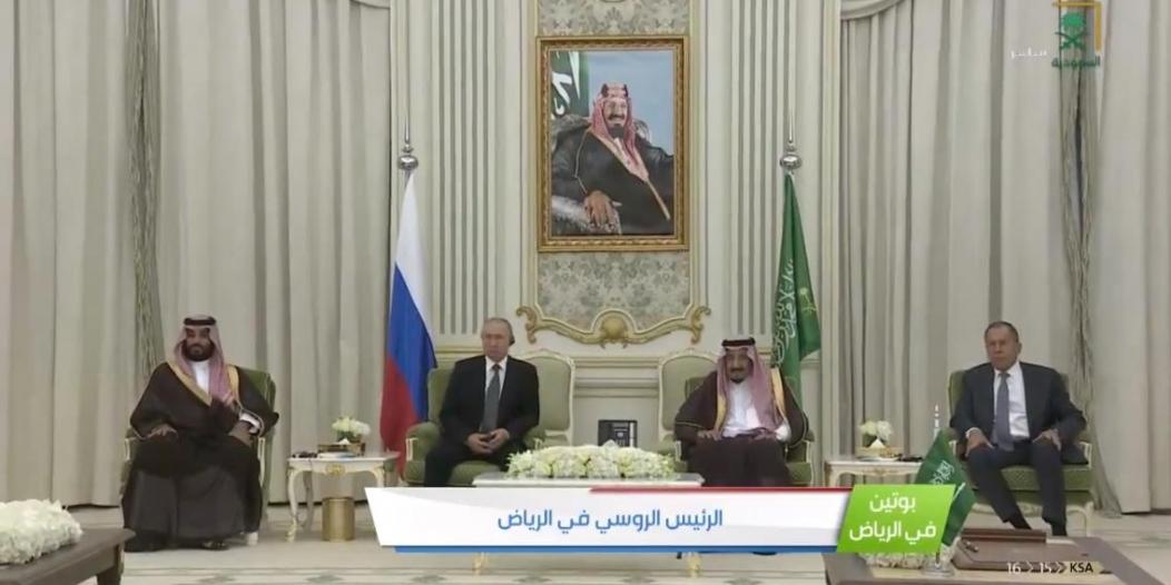 بحضور الملك سلمان والرئيس بوتين .. توقيع 20 اتفاقية بين الجانبين السعودي والروسي