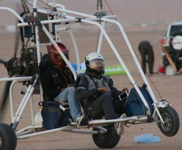 طائرات شراعية وتعزيزات لنادي الطيران بالأفلاج لخدمة الأهالي