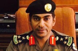 تعيين العميد الجابري مديراً لشرطة الشمالية - المواطن