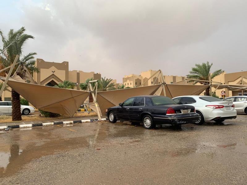 الأرصاد ترد على اتهامات التقصير بعد وفاة 7 في أمطار حفر الباطن