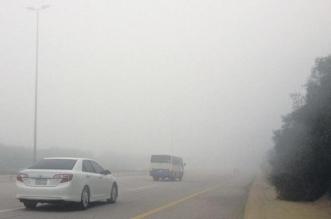 أمن الطرق يوصي بإشعال الإضاءات الأمامية والخلفية للمركبة - المواطن