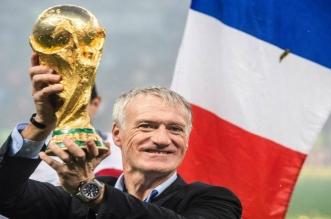 اتحاد القدم الفرنسي يستعد لتجديد عقد ديشان لعامين - المواطن