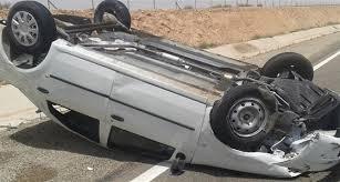 إصابات في انقلاب مركبة على طريق المدينة السريع - المواطن