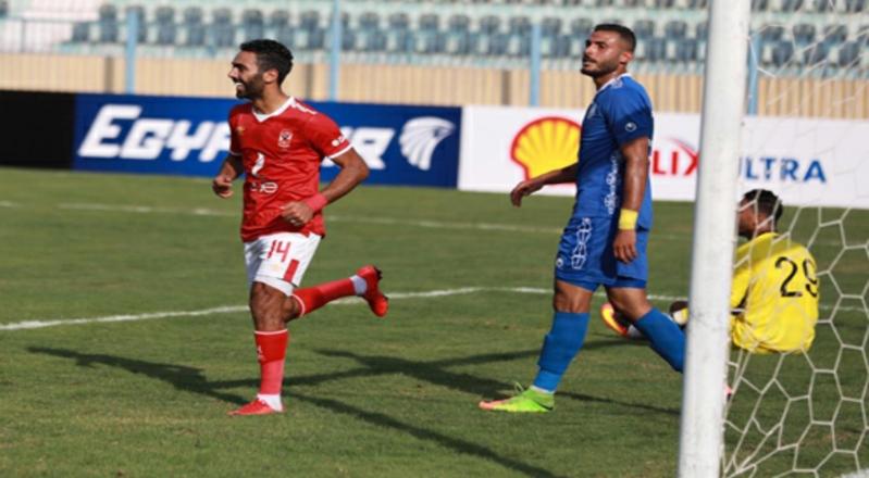 بعد مباراة الأهلي وأسوان .. المارد الأحمر يُحذر الزمالك بقوة