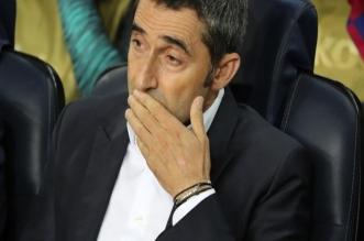 مدرب برشلونة: نجحنا في استغلال أخطاء الإنتر للفوز - المواطن